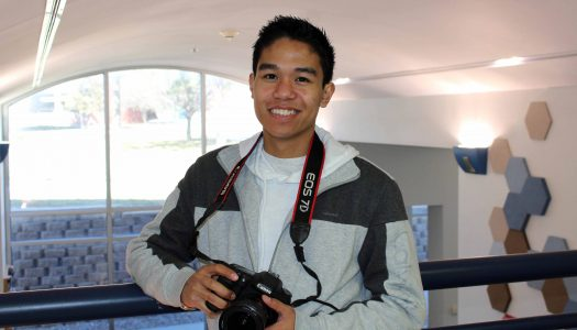 MY LOPER LIFE VIDEO: Graeme Cuizon uses photography to overcome, cope with death of both parents