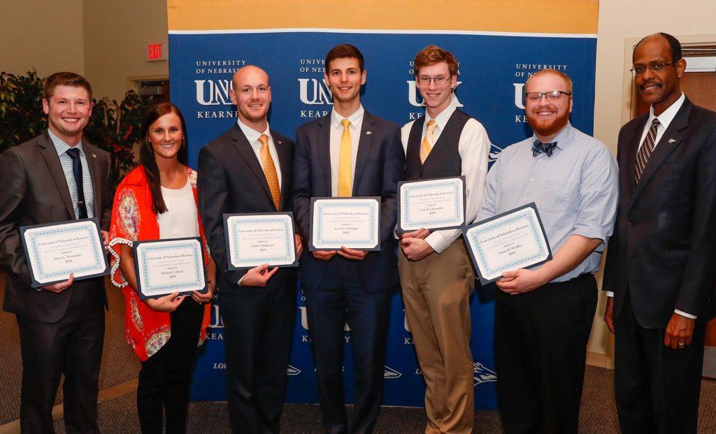 Nester Collegiate Student Leadership Award