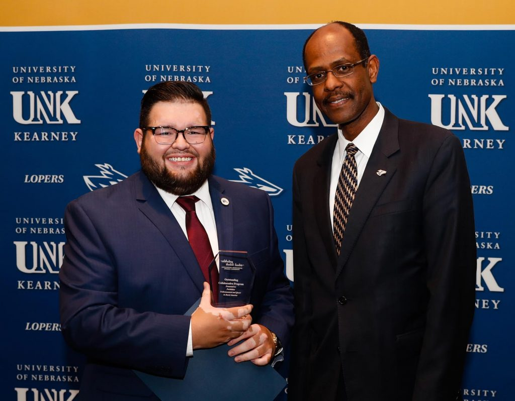 Outstanding Collaborative Program - Office of Multicultural Affairs