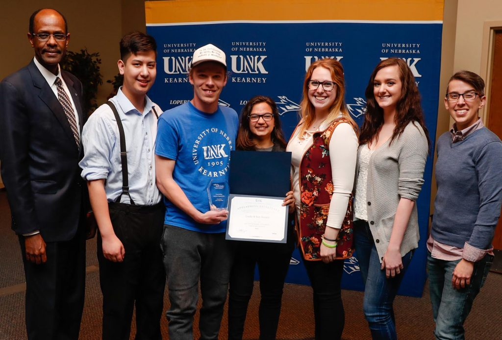 Outstanding Student Organization - Locke and Key Society