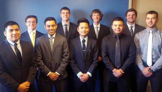Technology honors society Epsilon Pi Tau adds nine members at UNK