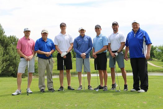 PHOTO GALLERY: Blue Gold Golf Scramble