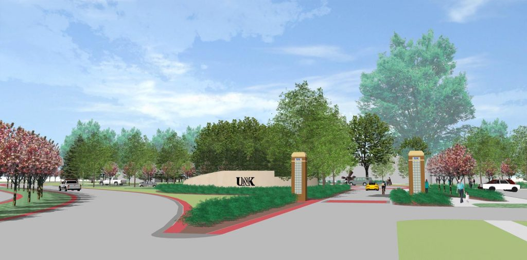 UNK is purchasing Luke & Jake's Bar-B-Q near campus as it moves forward with a project that will enhance the east entrance to campus.