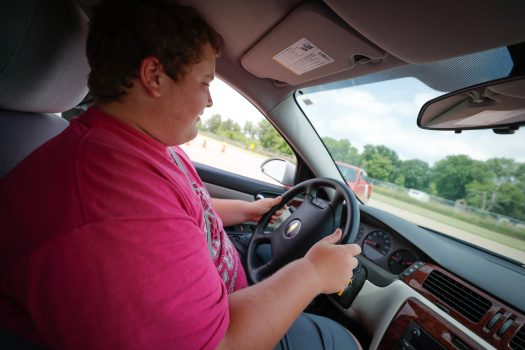 Nebraska Safety Center, part of UNK, teaches hundreds of young drivers rules of the road
