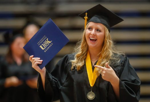 VIDEO & PHOTO GALLERY: UNK 2018 Summer Commencement