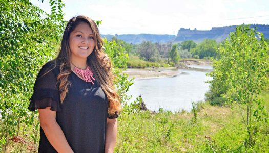 Online program perfect fit for UNK commencement speaker Maricia Guzman