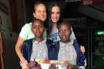 UNK difference makers Hinga, Francl part of Rotary project at Kenyan hospital