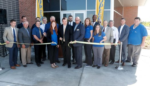 RIBBON-CUTTING: As Village Flats opens, UNK vision becoming reality
