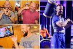$50,000 richer! UNK professor Bryce Abbey wins CBS show 'TKO: Total Knock Out'