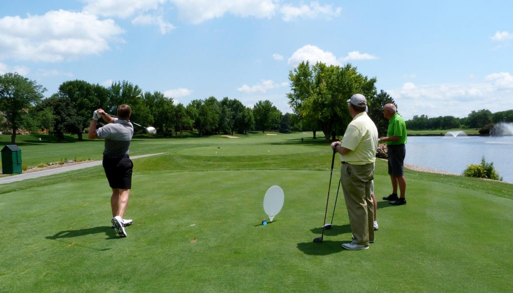 The UNK Alumni Association hosts a golf tournament each year to raise money for student scholarships. This summer's event is Aug. 31 at Ashland Golf Club.