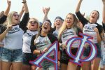 PHOTO GALLERY: Sorority Bid Day at UNK
