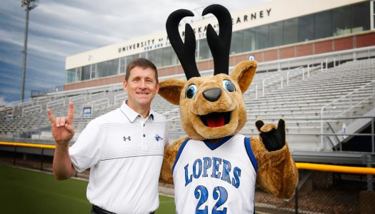 Hank Bounds Q&A: NU president says UNK gets students where they need, want to go in life