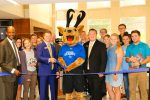 Student Union Ribbon Cutting 16