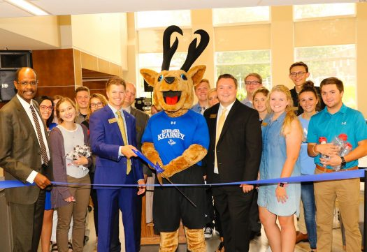 PHOTO GALLERY: UNK Student Union ribbon-cutting