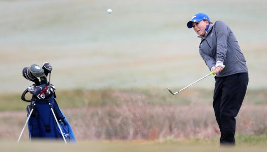 Loper golfer Maaika Mestl doesn't let hearing loss get in the way of her success