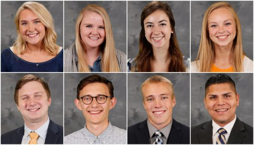 Eight finalists named for 2018 UNK homecoming royalty; Crowning is Thursday