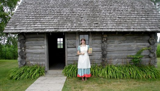 Reynolds Writers Series gives audience taste of Laura Ingalls Wilder's life; Ferguson talk is Sept. 20