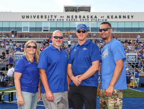 PHOTO GALLERY: UNK Athletics Hall of Fame Ceremony