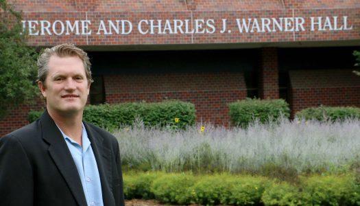 Interim dean Ellis sees opportunities to grow UNK's graduate studies and research programs