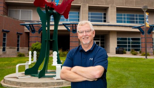 New UNK department chair Mike Teahon focused on developing educational leaders