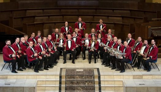 Nebraska Brass Band joins UNK Wind Ensemble for Sept. 29 concert