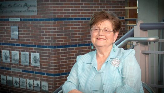 VIDEO: One Room Teacher Nora Lindner