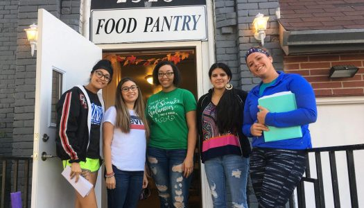 Social work majors use scavenger hunt to learn more about poverty, Kearney resources