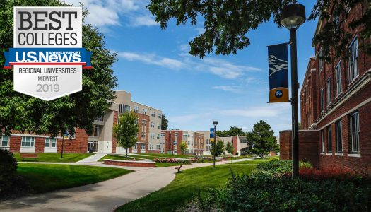 U.S. News and World Report: University of Nebraska at Kearney in Top 10 regional public universities
