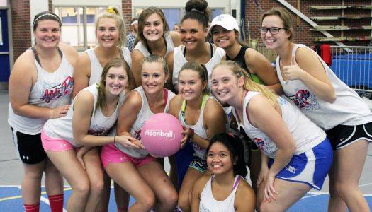 Gamma Phi Beta Moonball basketball tourney to benefit Girls on the Run