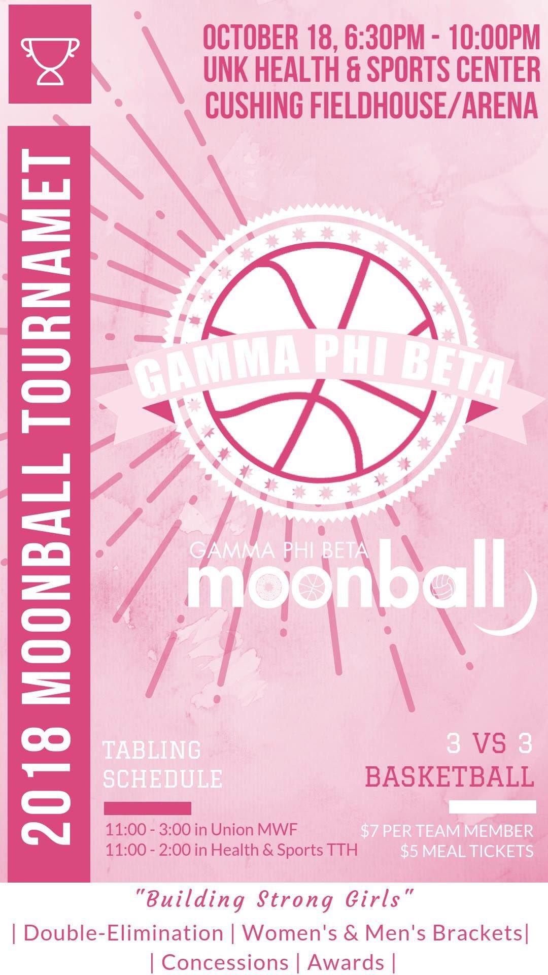 Moonball Poster