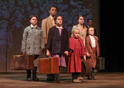 UNK production 'Orphan Train: The Musical' opens Wednesday