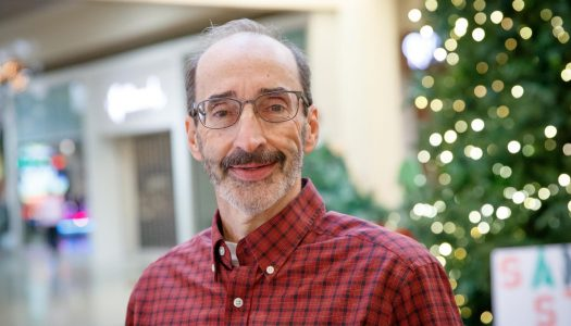 Can holiday music increase sales? UNK professor Greg Broekemier says yes