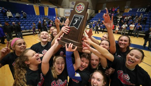 VIDEO: Highlights from UNK's win in the 2018 MIAA Conference Volleyball Championship
