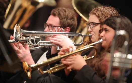 PHOTO GALLERY: UNK Choirs, Wind Ensemble winter concerts
