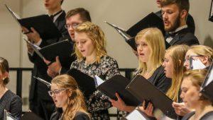 Honor Choir & Band 40