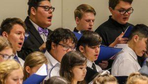 Honor Choir & Band 54