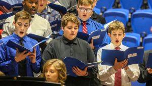 Honor Choir & Band 55