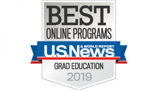 UNK online graduate education program ranked 25th by U.S. News & World Report