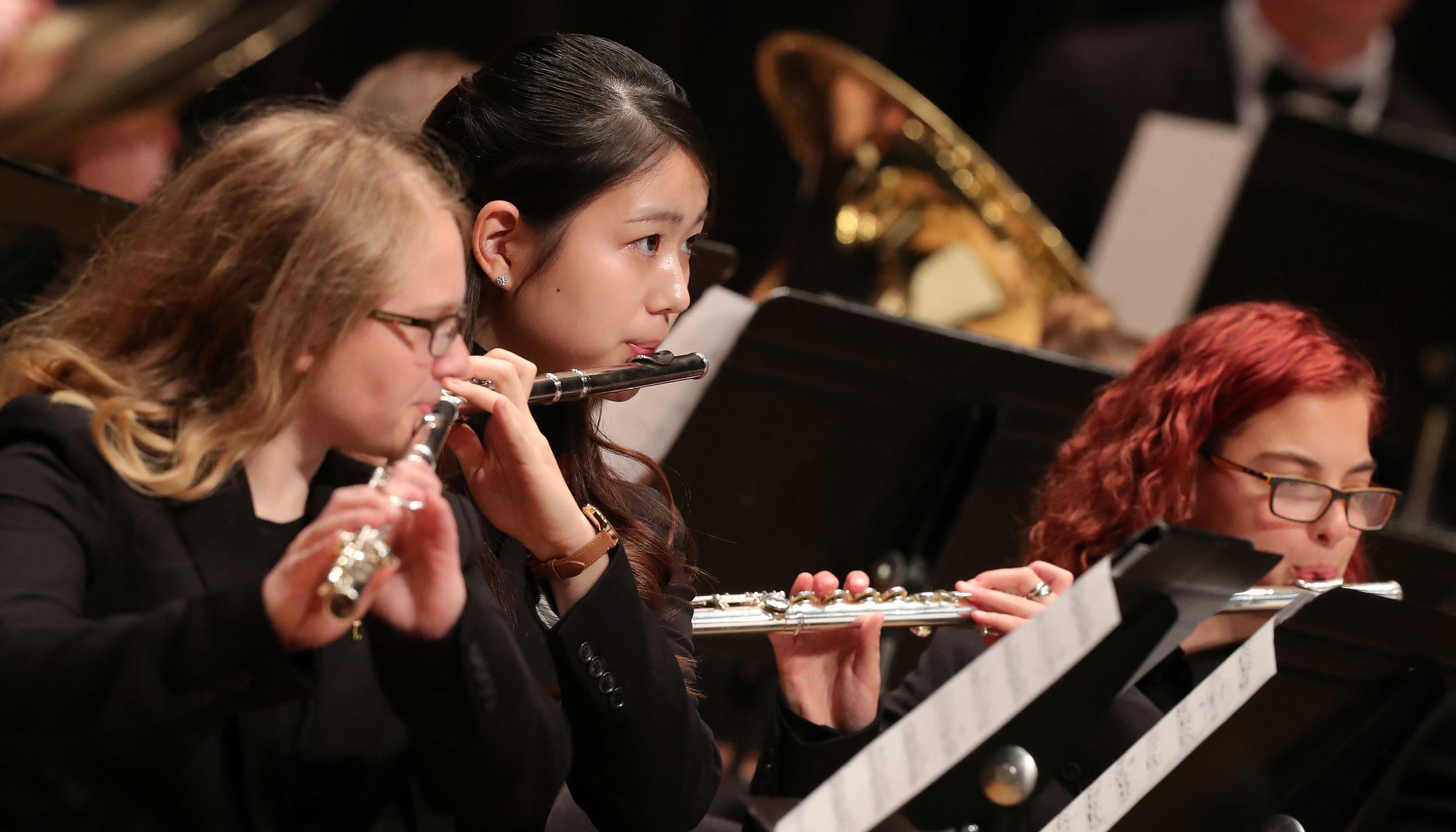 The UNK Wind Ensemble will perform 8 p.m. Friday in Kimball Recital Hall on the University of Nebraska-Lincoln campus.