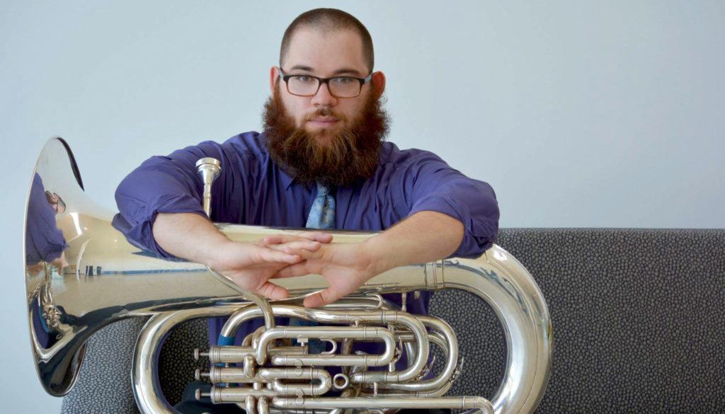 UNK's Aaron Hynds headlining New Music Festival