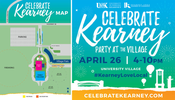 Going to Celebrate Kearney? Here are some helpful tips