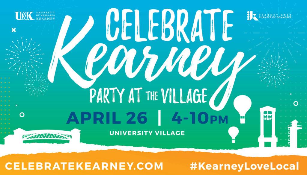 Celebrate Kearney Graphic