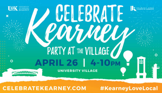 Celebrate Kearney Graphic