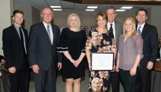 Kristi Milks Kudos Award