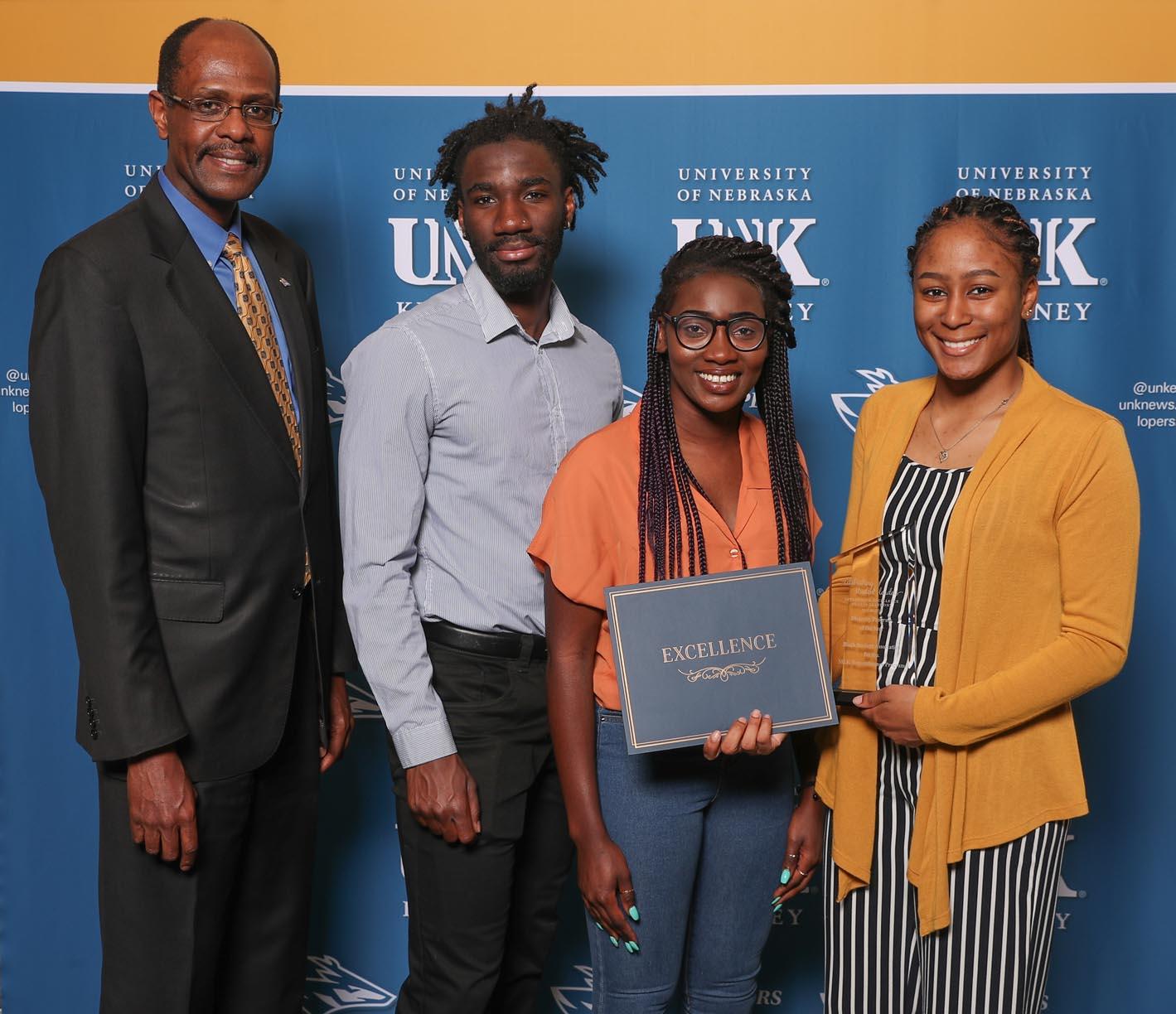 Diversity Program of the Year - Black Student Association