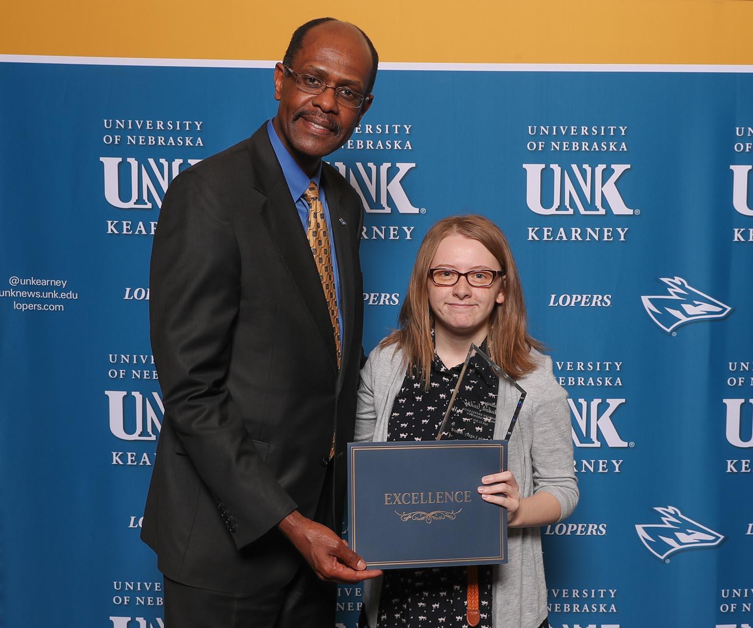 Leadership Legacy Award - Ashley Shaffer
