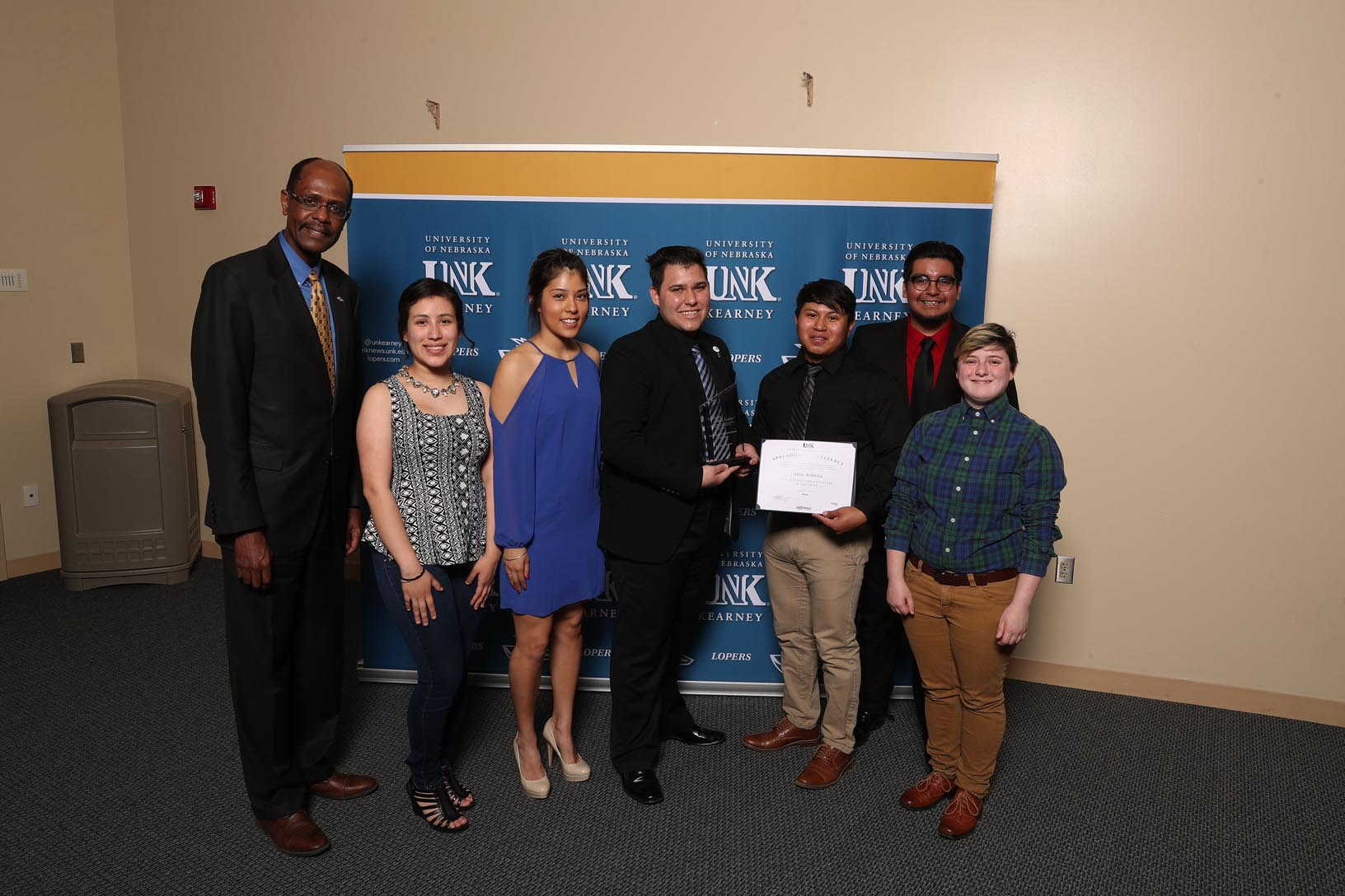 New Student Organization of the Year - Define American