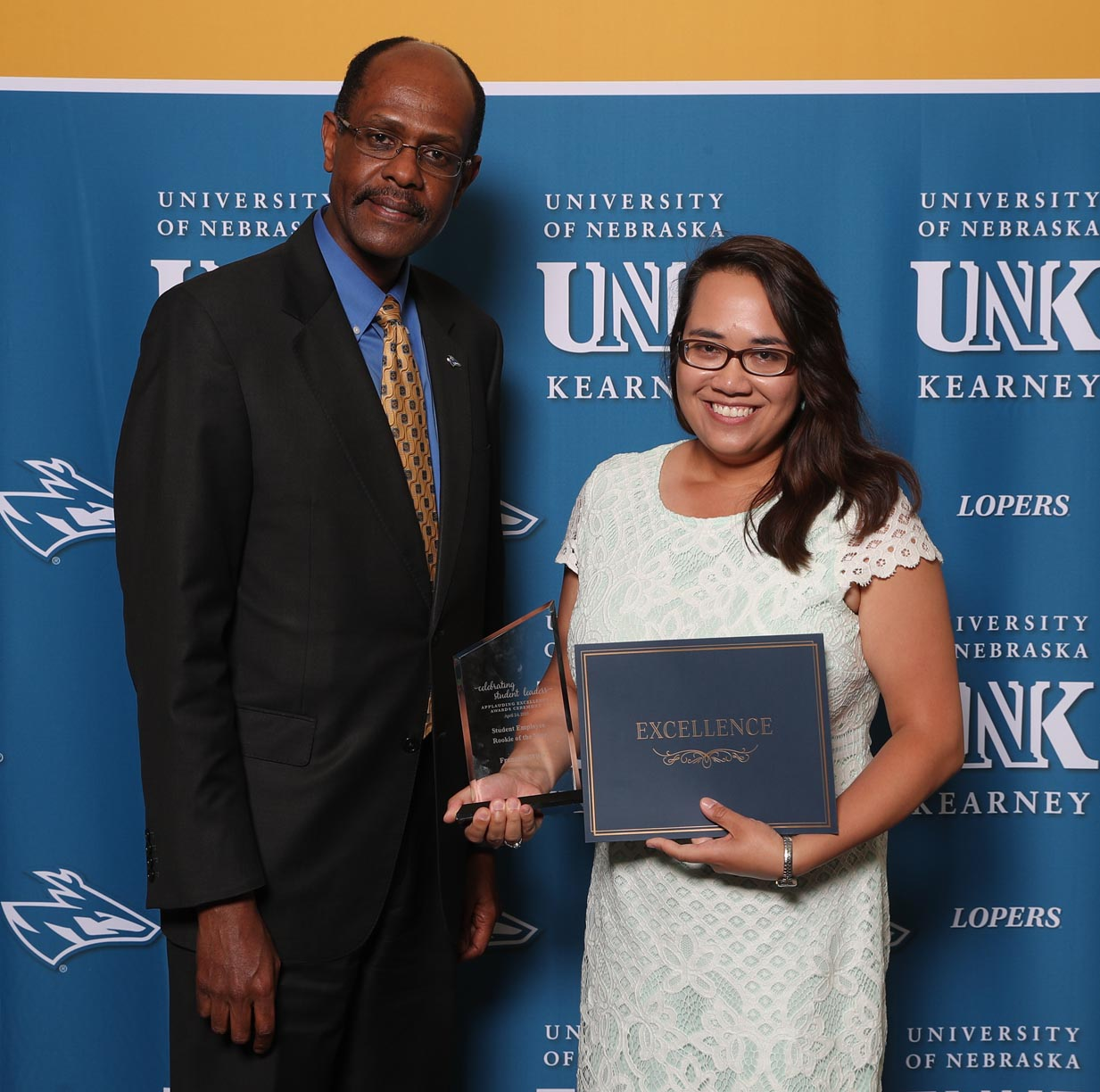 Student Employee Rookie of the Year - Francella Wiles