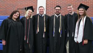 Spring Commencement 2019 13