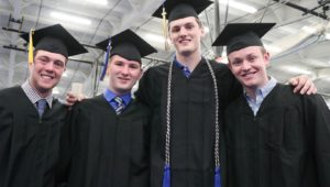 Spring Commencement 2019 14